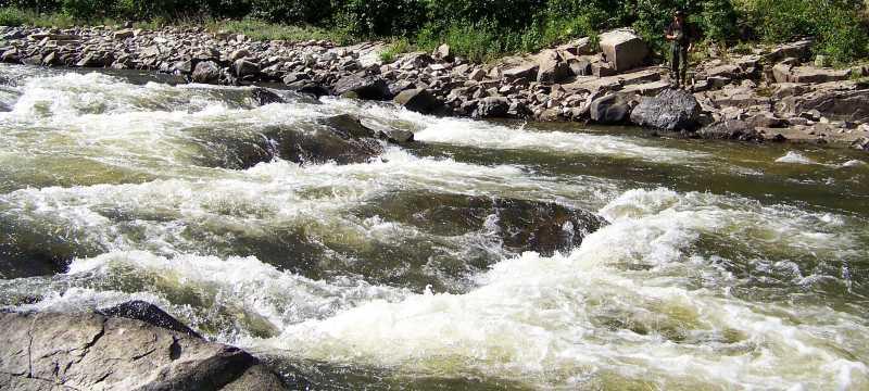 Talachulitna Upper Flipper Rapids