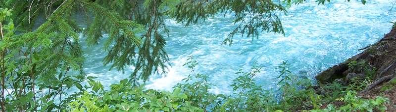 Partridge Creek Blue Water