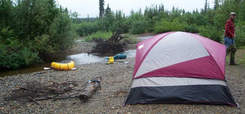 Chicken Creek Camp