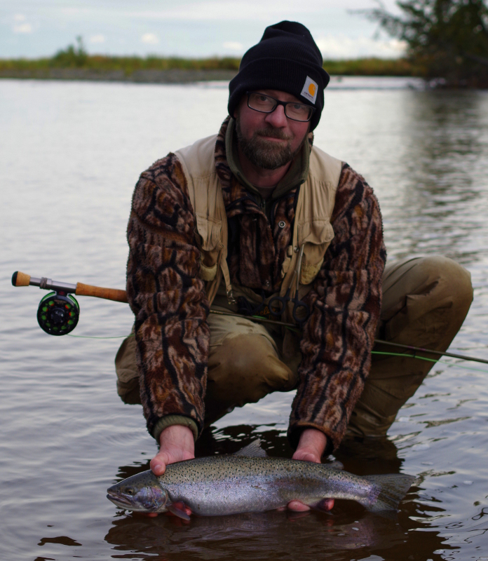 anchor river steelhead alaska