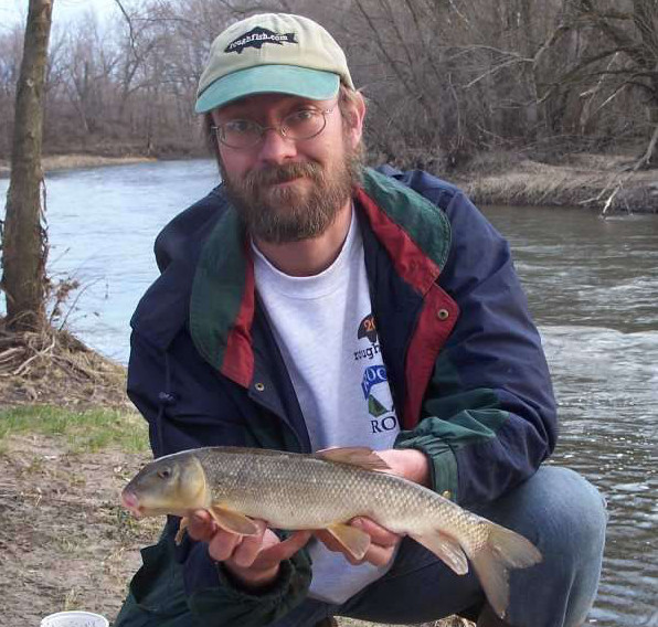 The red cedar river of wisconsin for Fishing in wisconsin