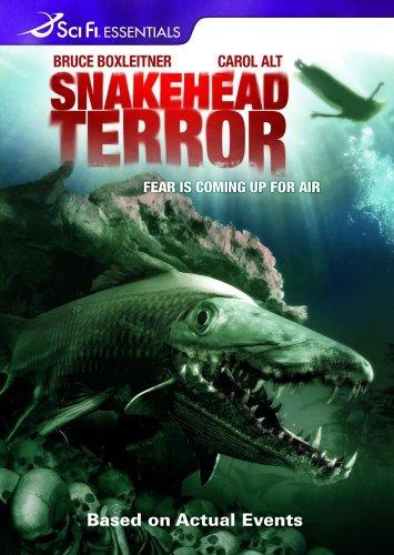Snakehead Terror Film